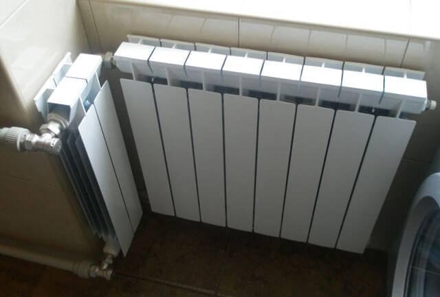 Как добавить секции на алюминиевые радиаторы? - отопление и водоснабжение дома и квартиры своими руками