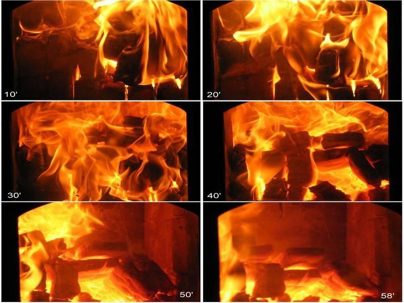 Как правильно топить печь