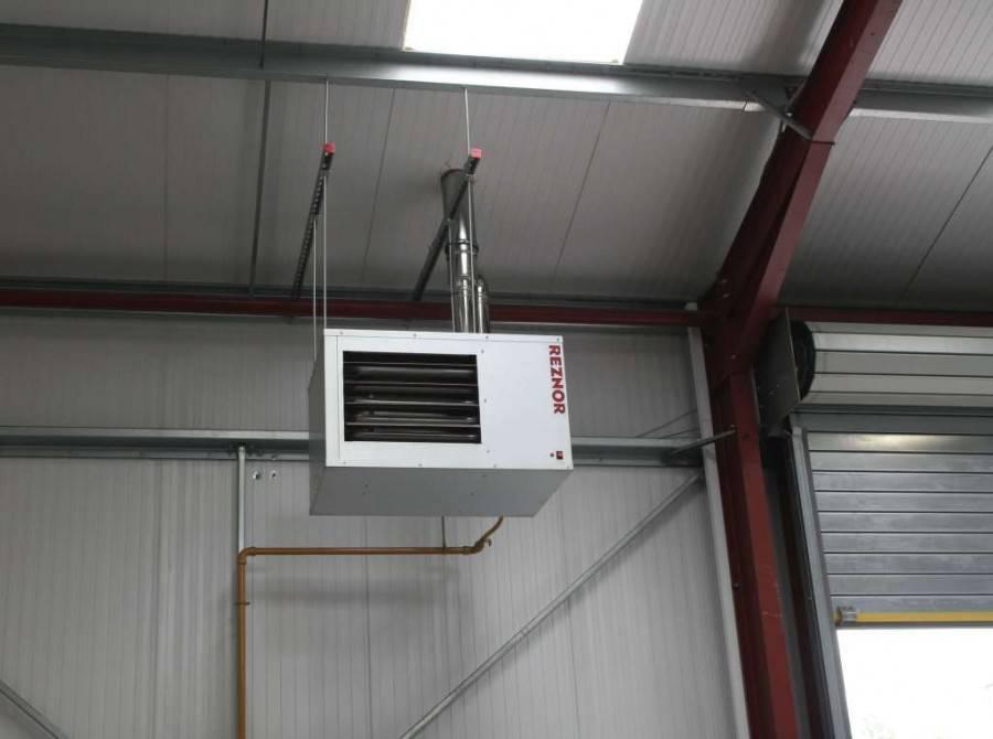 Воздушное отопление частного дома: устройство, расчет и технология монтажа своими руками