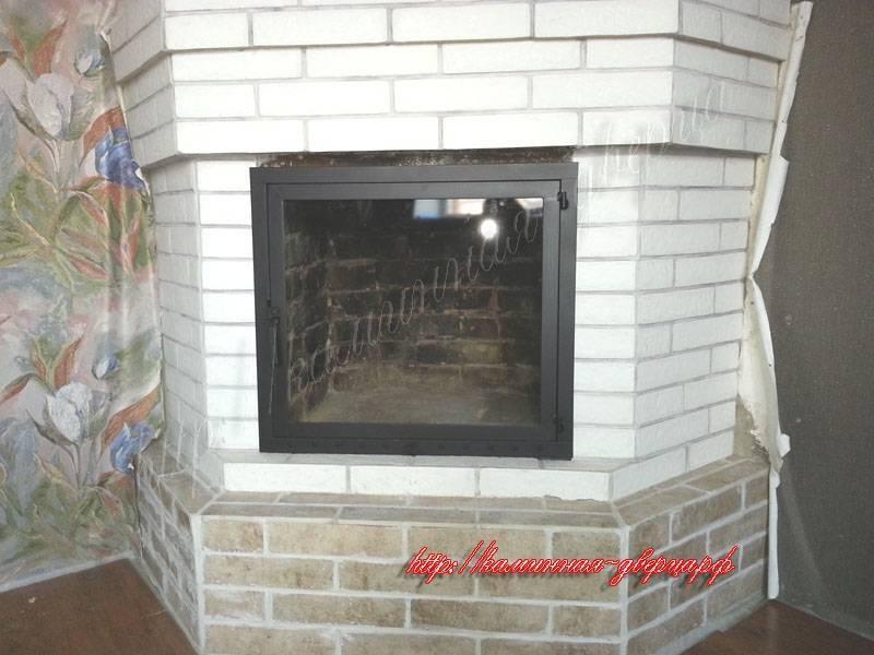 Противопожарный стеклопакет для дверей и его толщина
