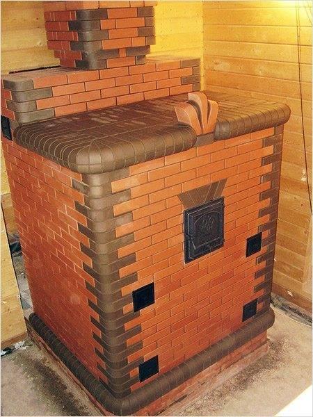Печь для дачи своими руками, как правильно построить дачную печку, из чего сделать, установка, чертежи, фото