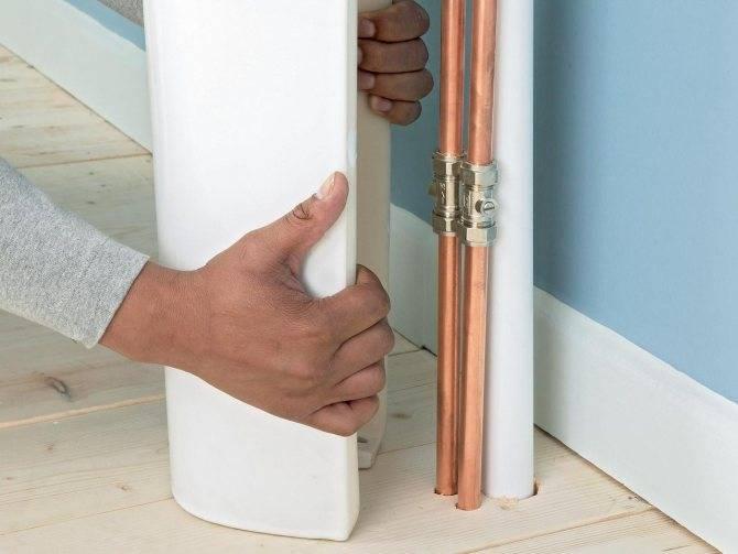 Как спрятать трубы в ванной? 88 фото чем можно закрыть, как сделать короб, как спрятать стояк в комнате и как скрыть канализационные, чтобы был доступ