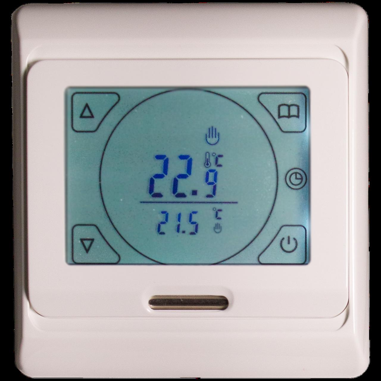 Терморегулятор для теплого пола: 115 фото инструкций по подбору устйроства