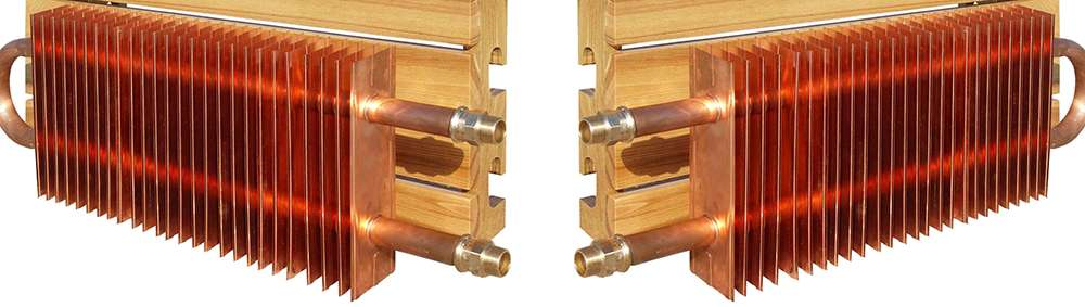 Какие алюминиевые радиаторы лучше выбрать - сравнение типов, конструкций и производителей