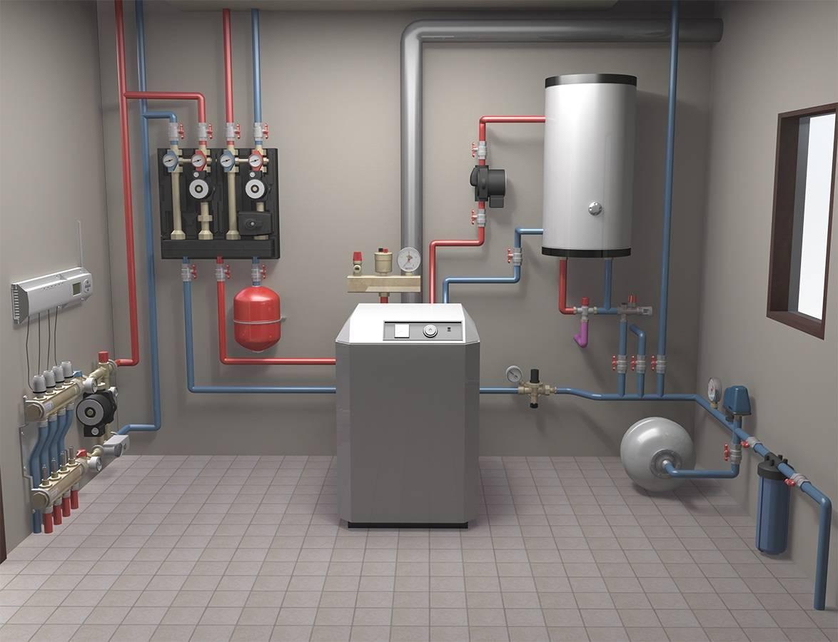 Расчет системы отопления частного дома: правила и примеры расчёта ? ремонт дачи