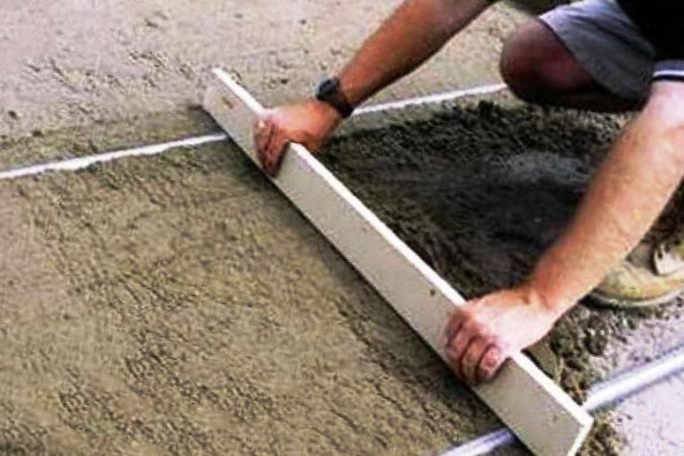 Особенности утепления пола керамзитом: сухая, мокрая и комбинированная укладка