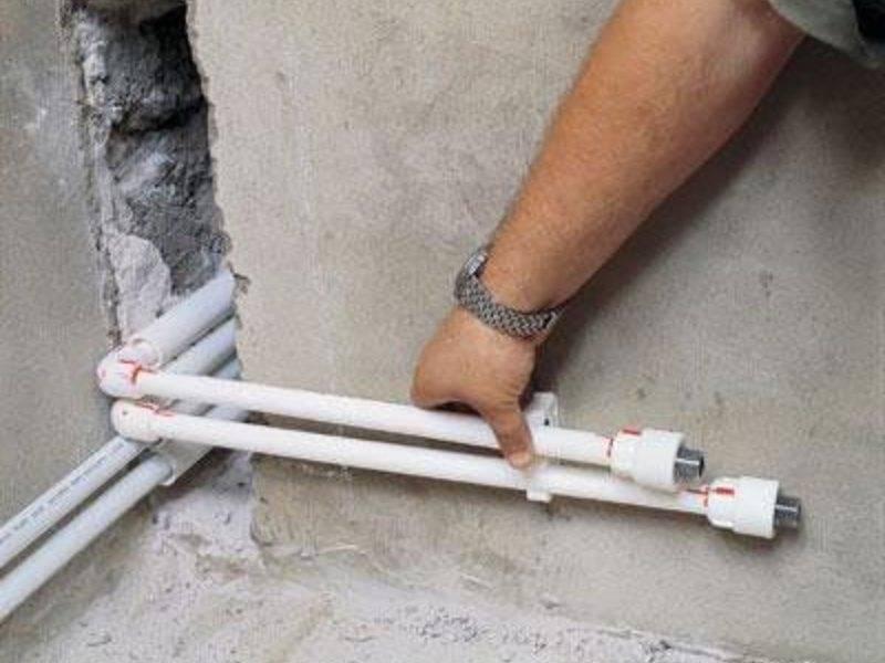 Монтаж отопления из полипропиленовых труб: как сделать систему отопления из полипропилена