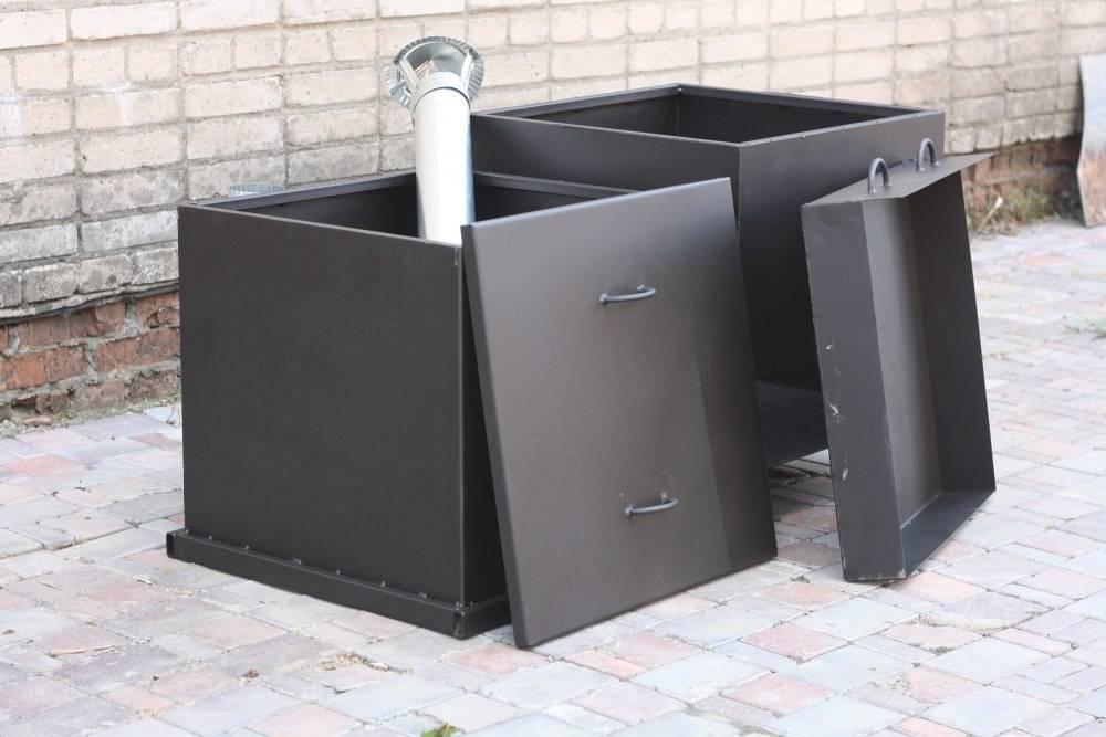 Бочка для сжигания мусора: сделать мусоросжигатель своими руками