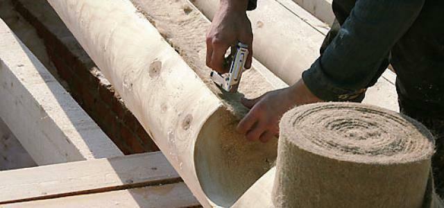 Способы рубки сруба из бревна