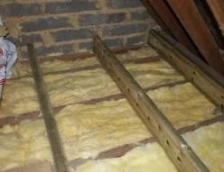 Утепление чердачного перекрытия минватой инструкция - строитель