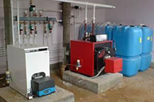 Отопление на дизельном топливе: плюсы и минусы