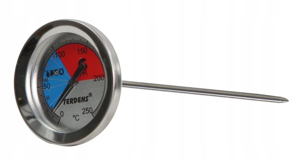 Правила выбора термометра для коптильни