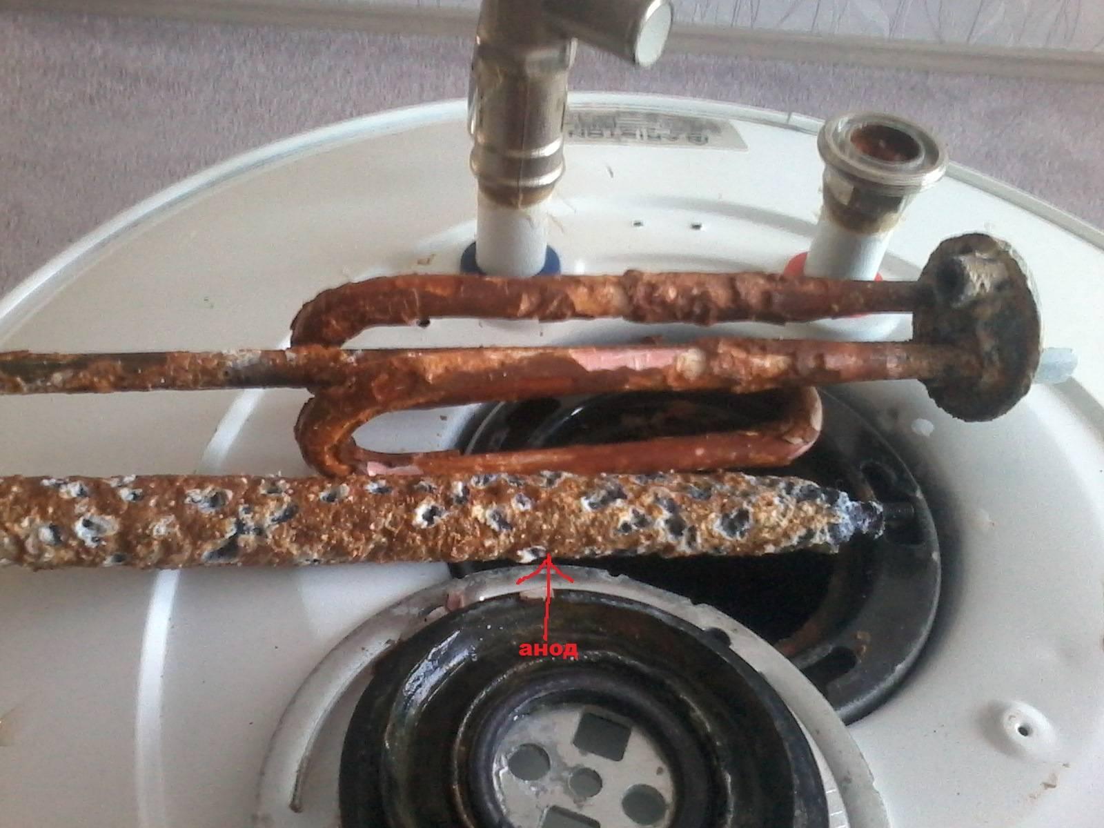 Чистка водонагревателя от накипи в домашних условиях: советы и рекомендации
