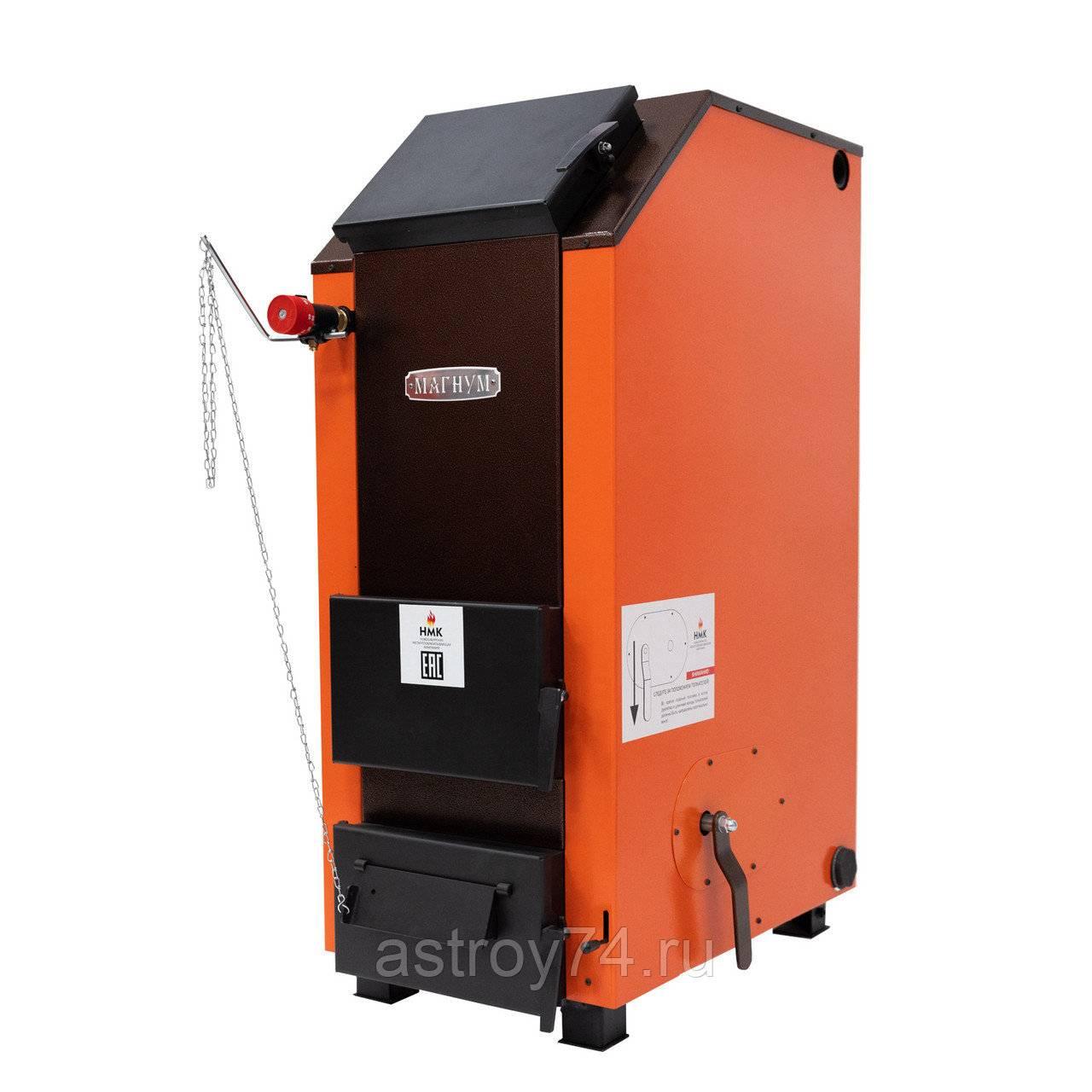 Котёл отопления длительного горения на твёрдом топливе: типы оборудования, выбор твердотопливных агрегатов