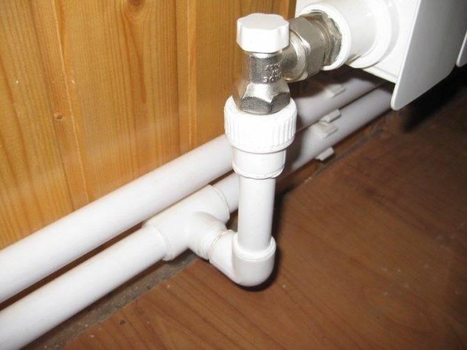 Оптимальный диаметр трубы для отопления частного дома