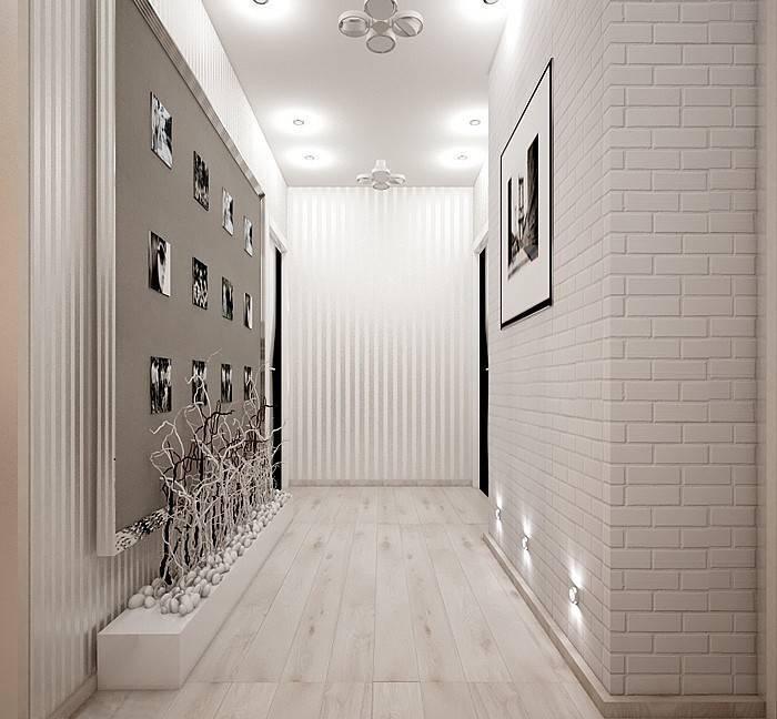 Декор прихожей - современные варианты оформления и украшения прихожей. 85 фото актуального дизайна
