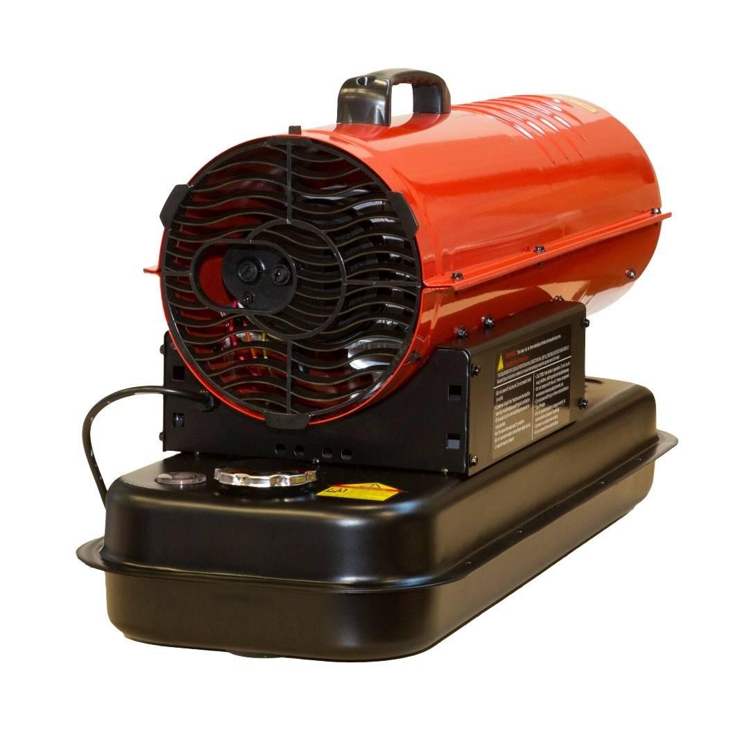 Устройство и принцип работы дизельных обогревателей для дома и дачи