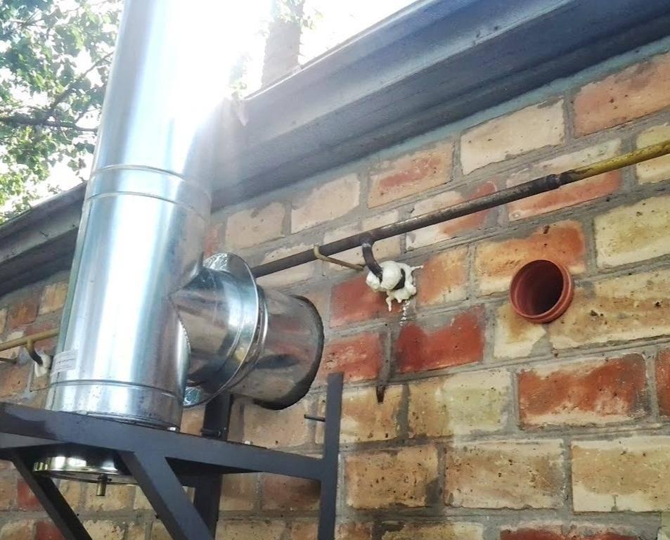 Вентиляция в котельной с газовым котлом: требования и правила
