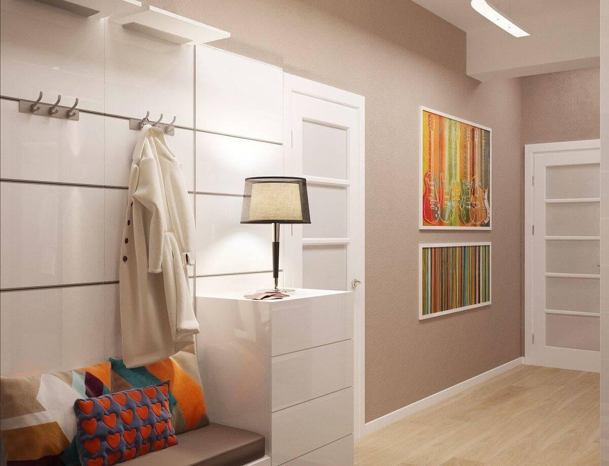 Варианты отделки стен в прихожей: 10 лучших материалов и особенности оформления
