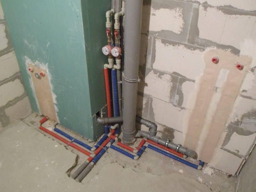 Двухтрубная система отопления, тупиковая система для частного дома