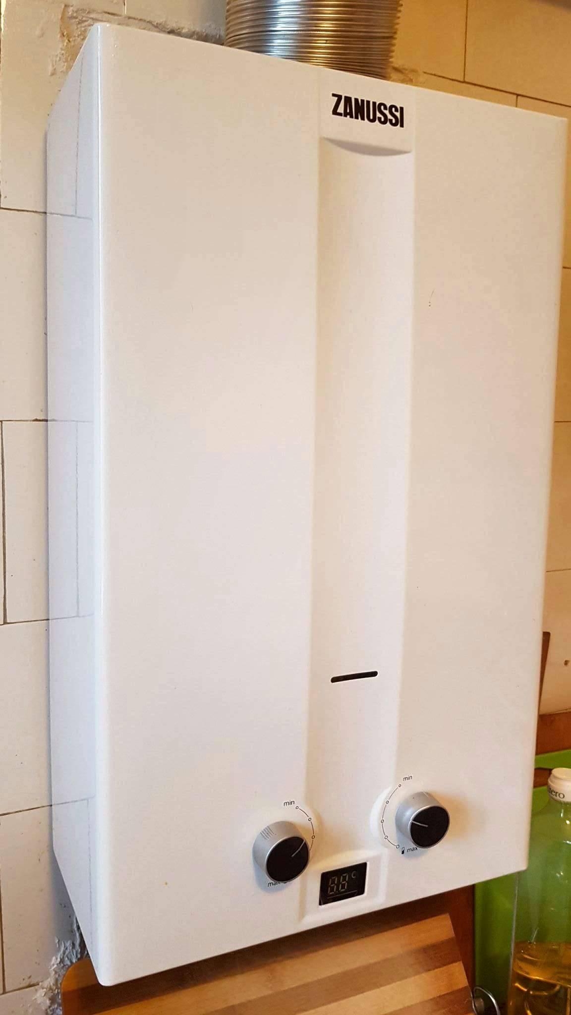 Газовая колонка zanussi: модели gwh 10 и gwh 12 fonte glass la spezia, характеристики, устройство и отзывы специалистов