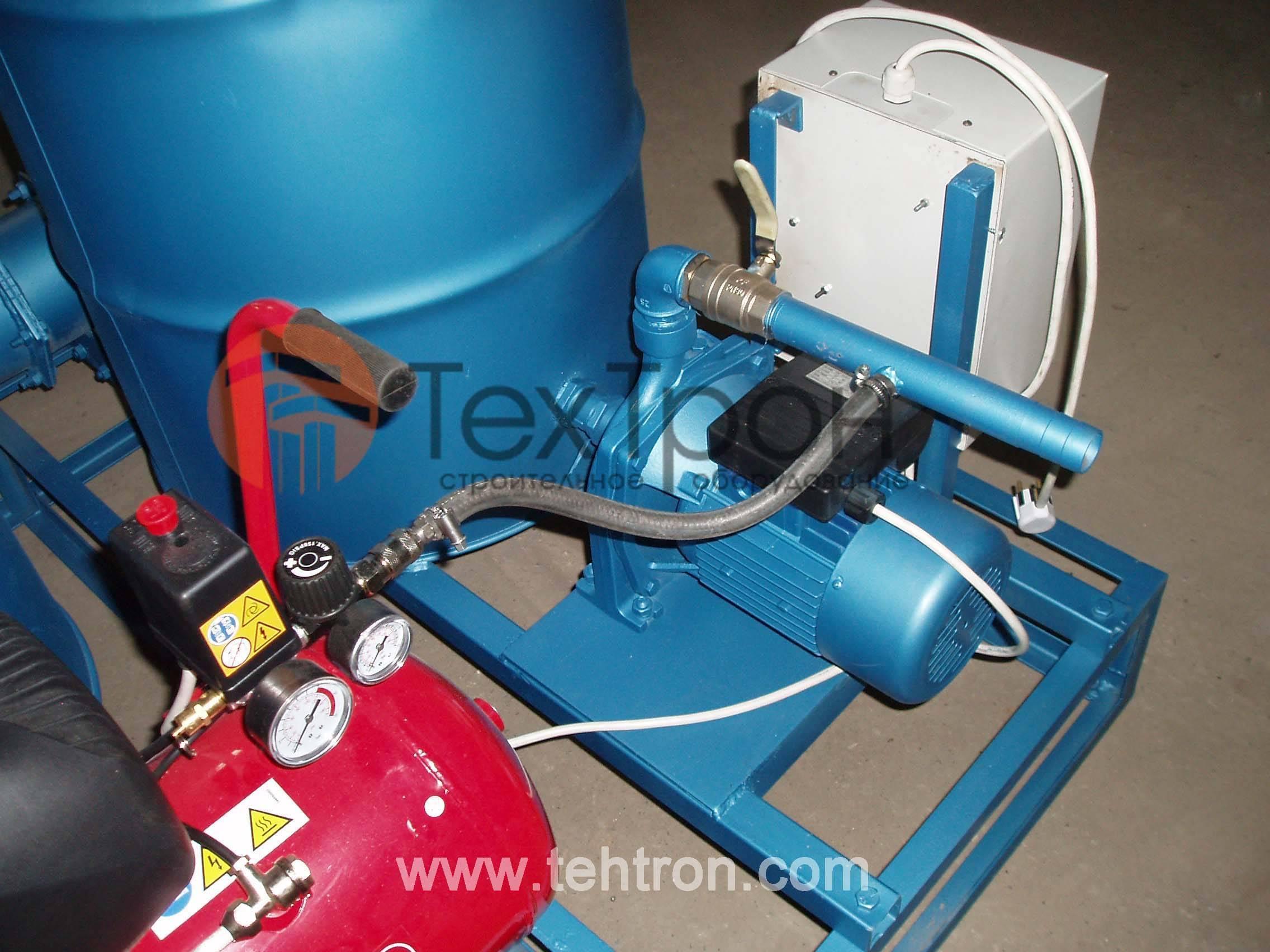 Оборудование для промывки систем отопления: видео-инструкция по установке своими руками, компрессор, насос, цена, фото