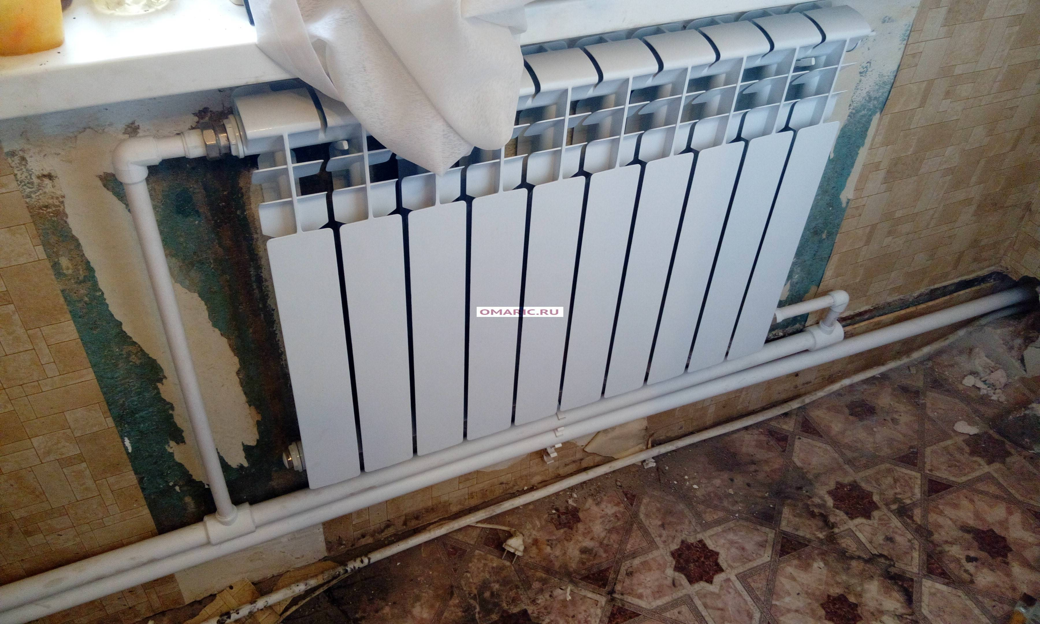 Как разобрать радиатор отопления своими руками полезные советы и основные правила