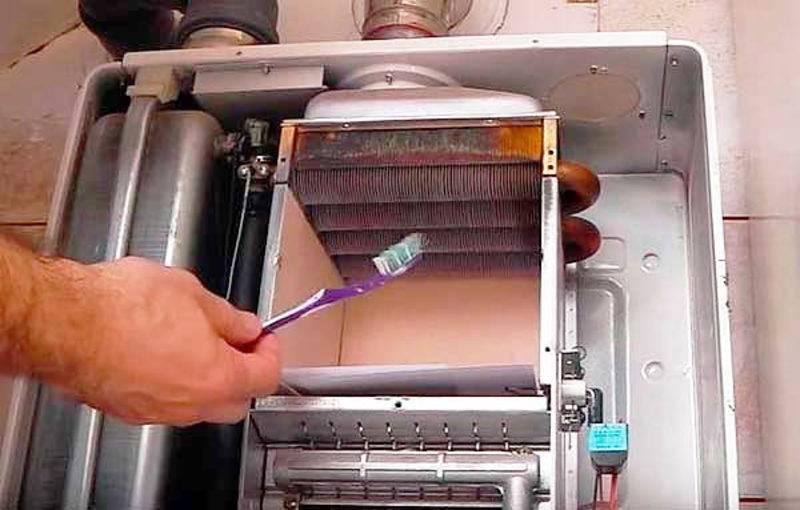 Делаем бустер для промывки теплообменников своими руками