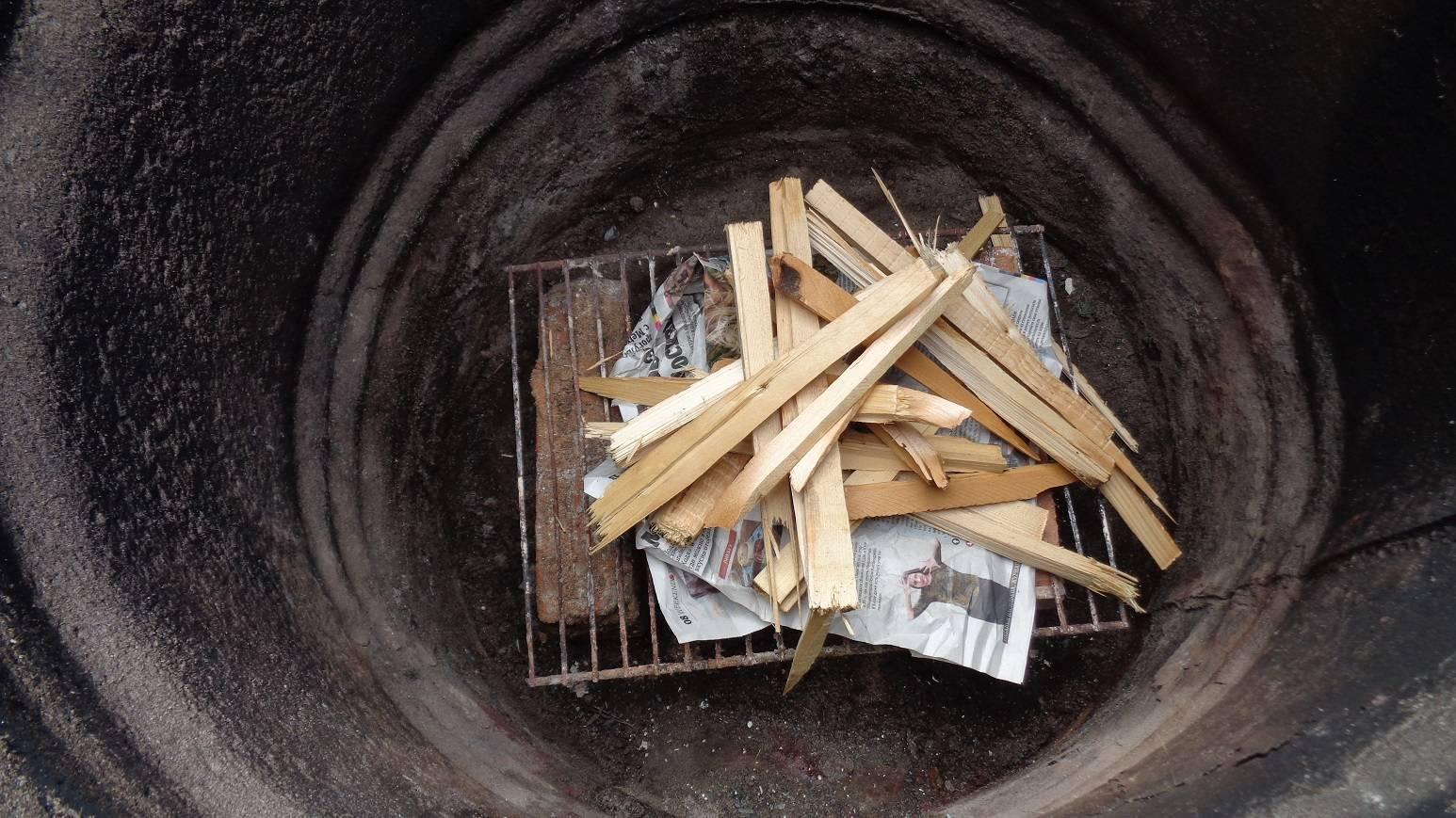 Как сделать бочку для сжигания мусора на даче своими руками