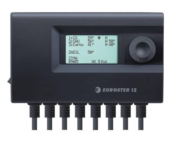 Погодозависимая автоматика climatic control