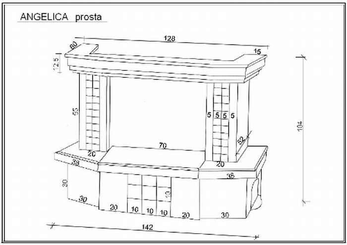Декоративный фальш камин своими руками из картонных коробок, дерева и гипсокартона