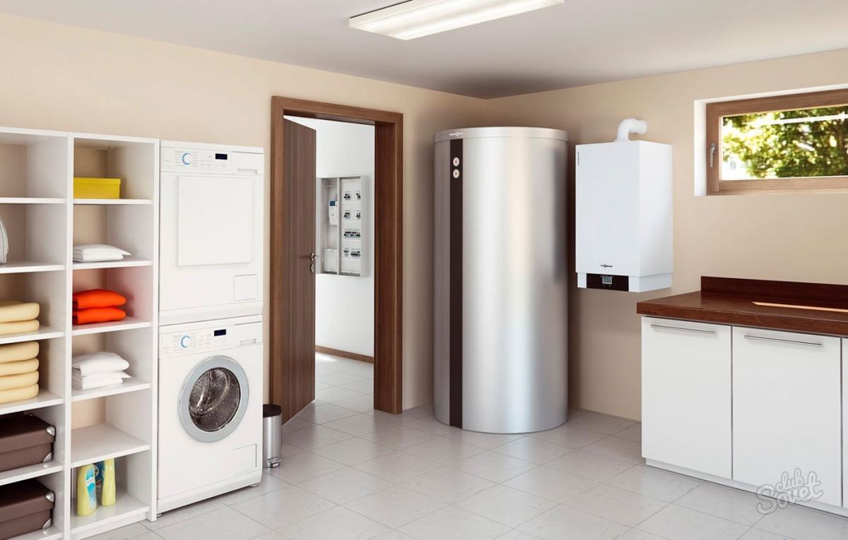 Выбор водонагревателя для частного дома