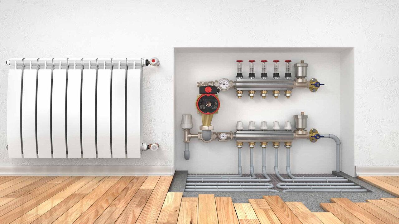 Теплый пол в квартире - выбор и устройство систем отопления