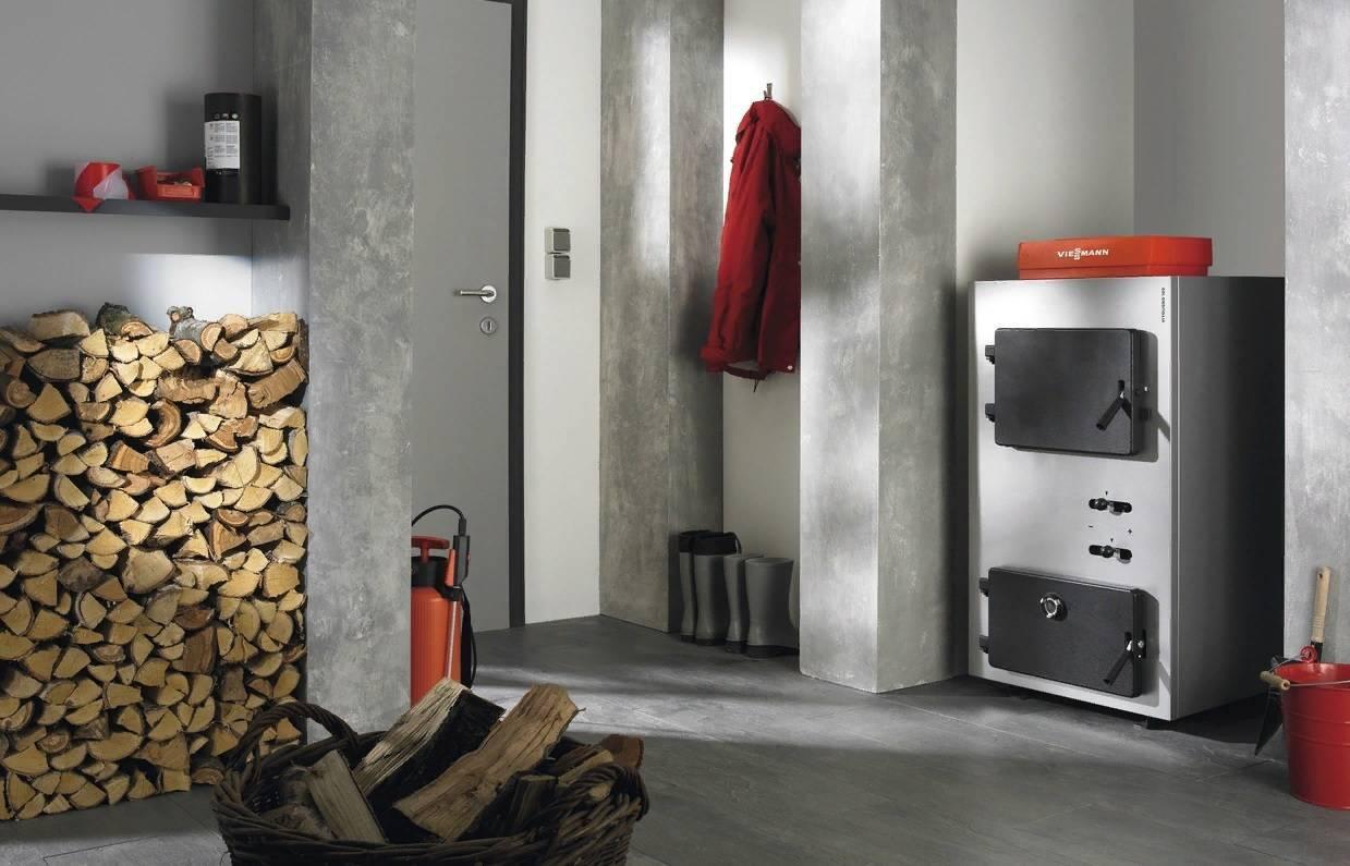 Котлы для отопления на дровах и электричестве - принцип работы!