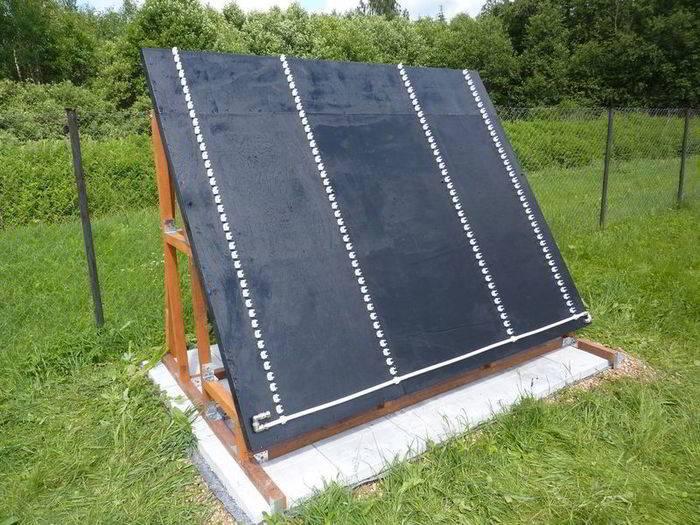 Солнечный водонагреватель: история создания, конструкция, виды, технология самостоятельного изготовления