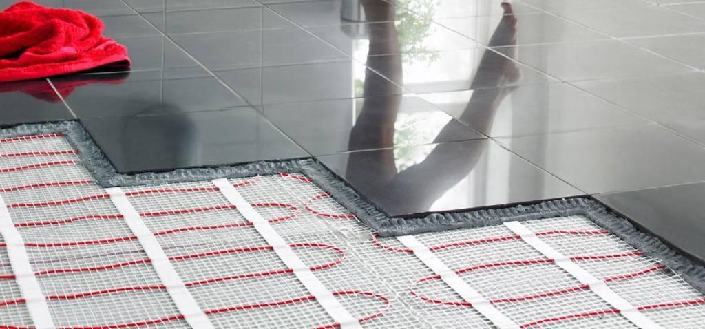 Лучшие электрические теплые полы: как выбрать под плитку, ламинат, линолеум