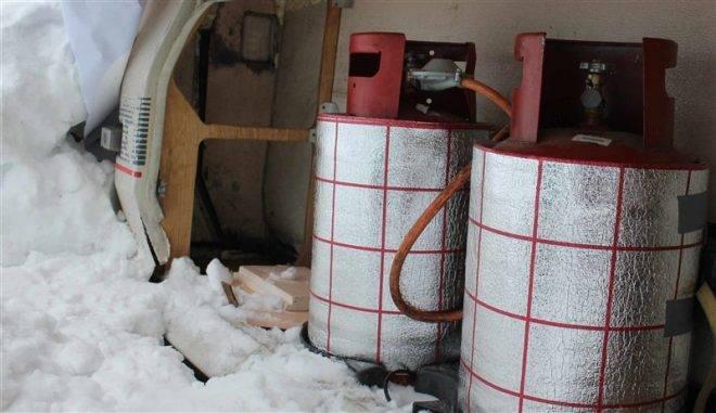 Газовое отопление коттеджа - система отопления