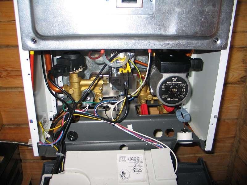 """Газовый котел """"кебер"""": инструкция по эксплуатации, отзывы"""