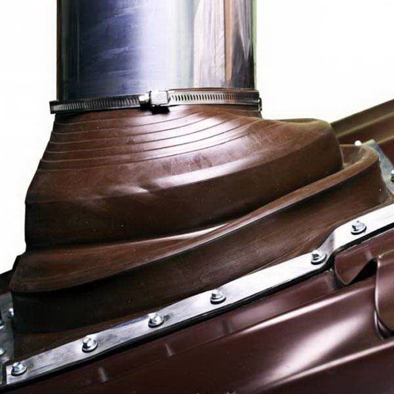 Мастер-флеш для дымохода: преимущества, комплектация, особенности монтажа
