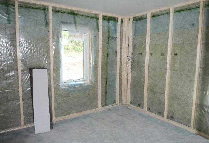 Как правильно уложить пароизоляцию на стены каркасного дома? - строим сами