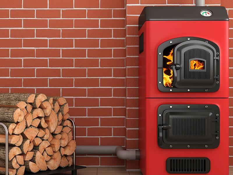 Разновидности печей для отопления дома