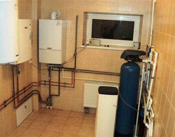 Электрические системы отопления: классификация