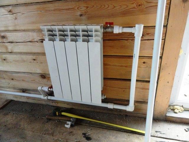 Отопление в частном доме из полипропиленовых труб своими руками: виды и схемы систем, монтаж, видео