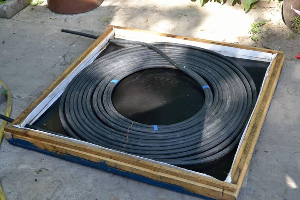 Солнечный водонагреватель своими руками: постройка установки. подробная инструкция, советы и рекомендации