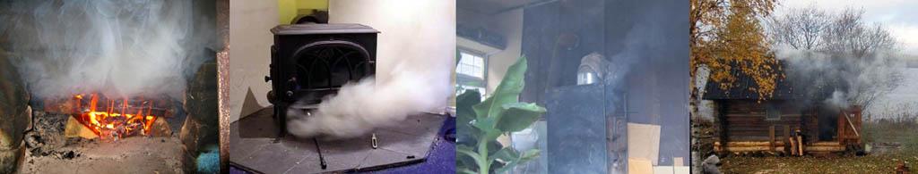 11 причин, по которым дымит печь в бане