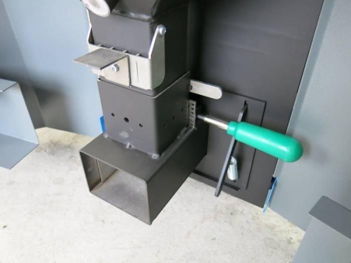 Пеллетные горелки: автоматические для твердотопливных котлов и другие виды, делаем их своими руками по чертежам с размерами, устройство и принцип работы