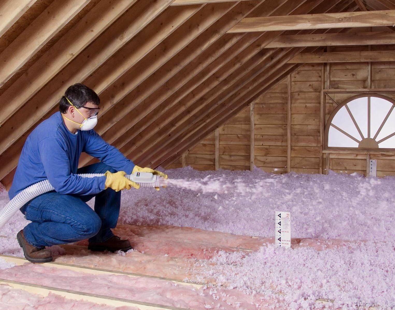 Теплоизоляция ангаров и складских помещений