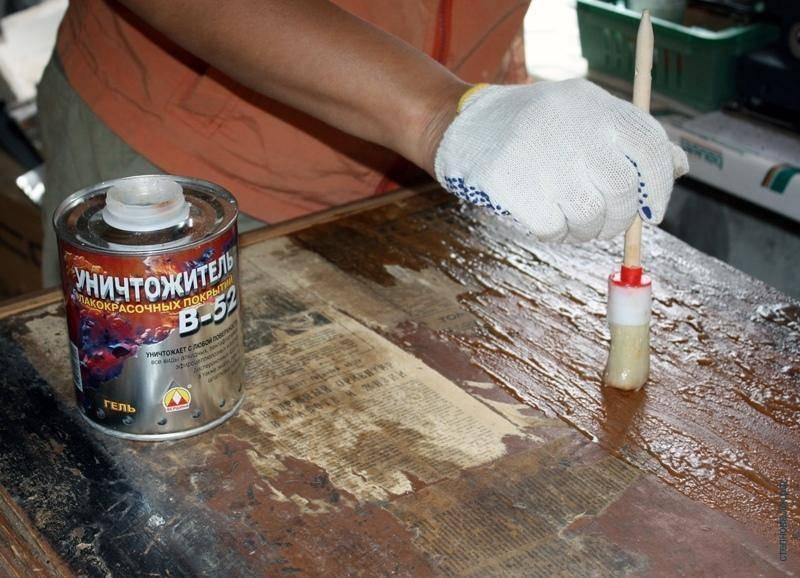 Чем и как снять краску с батареи отопления – средства для снятия старой краски перед покраской радиатора