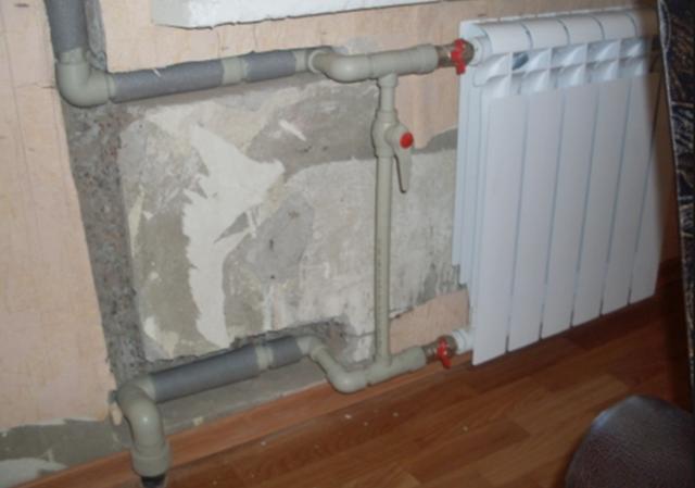 Важно не затопить соседей и самому не остаться без тепла! принципы замены батарей отопления в квартире