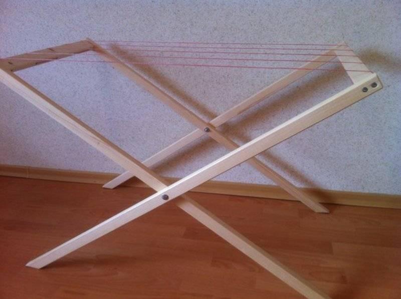 Сушилка на балконе потолочная своими руками - клуб мастеров